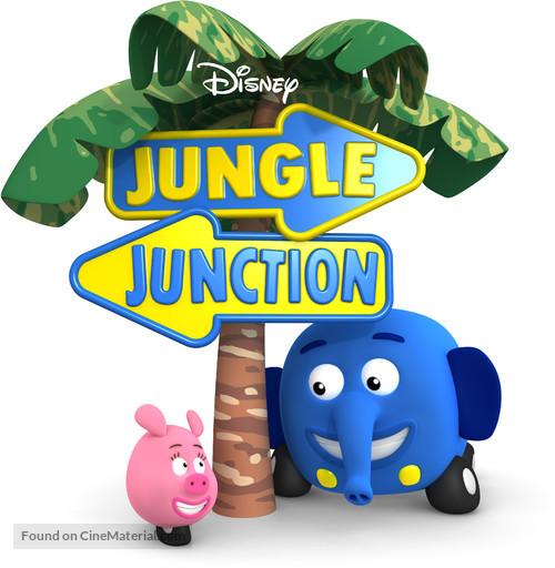 """""""Jungle Junction"""" - Finnish Logo"""