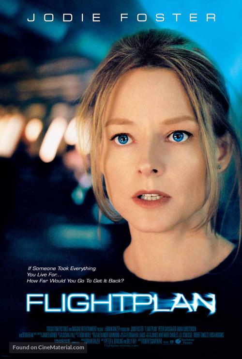 Flightplan - Movie Poster