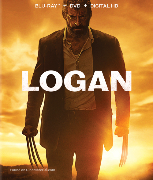 Logan - Movie Cover