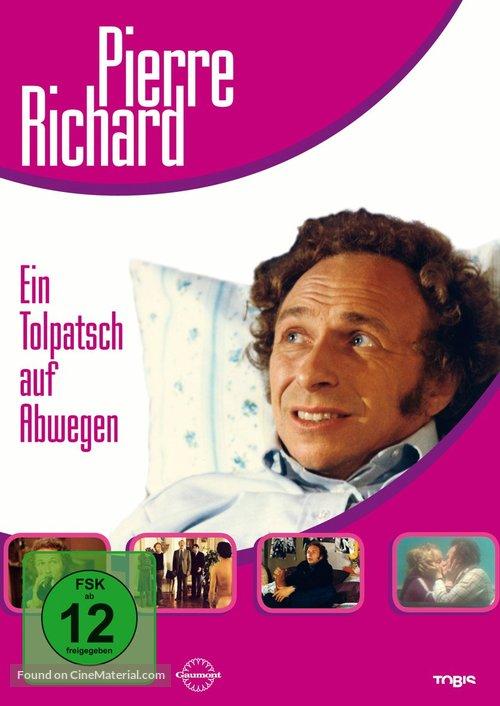 On aura tout vu - German Movie Cover