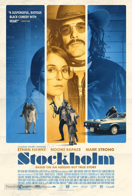 Stockholm - Movie Poster
