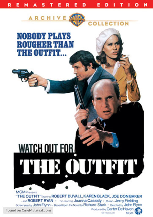 The Outfit - Movie Cover
