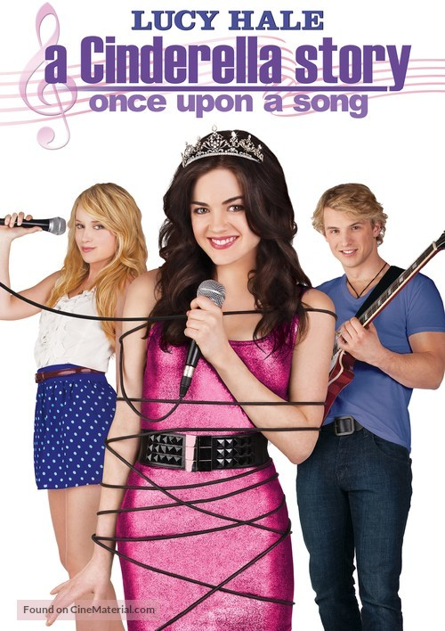 A Cinderella Story: Once Upon a Song - Movie Poster
