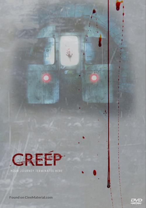 Creep - DVD movie cover