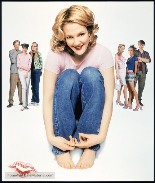 Never Been Kissed - Key art