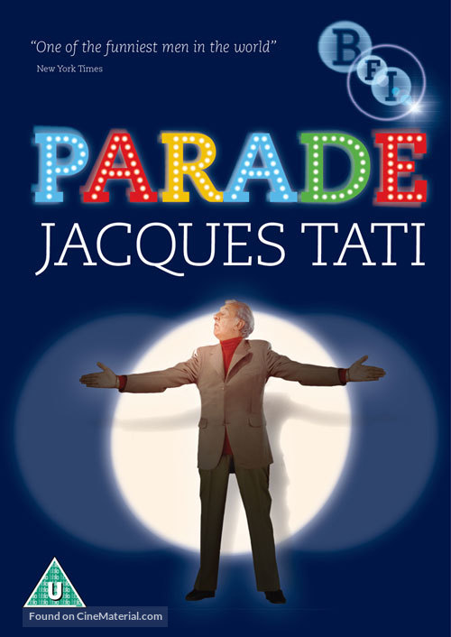 Parade - British Movie Cover