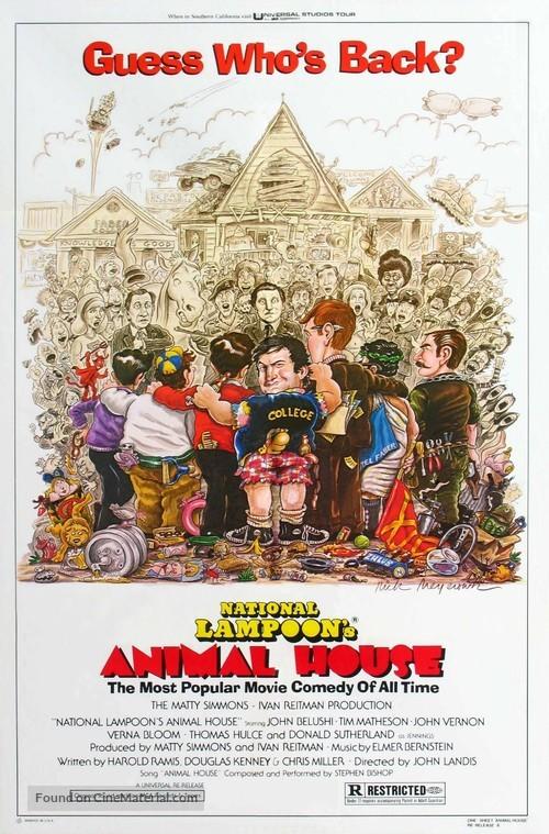 Animal House - Movie Poster