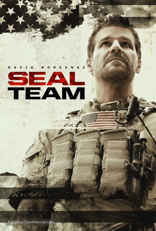 """SEAL Team"" - Movie Poster"