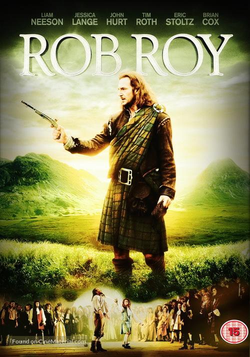 Rob Roy - British Movie Cover