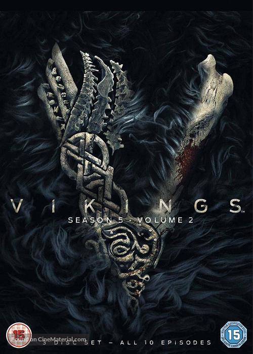"""""""Vikings"""" - British Movie Cover"""