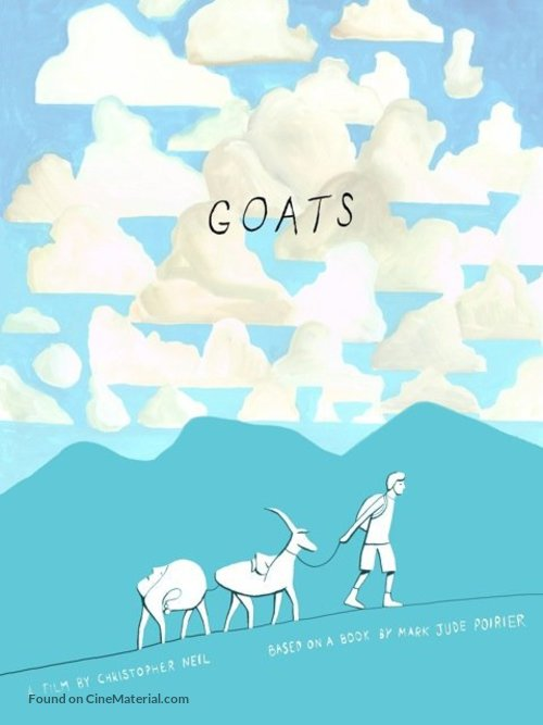 Goats - Movie Poster