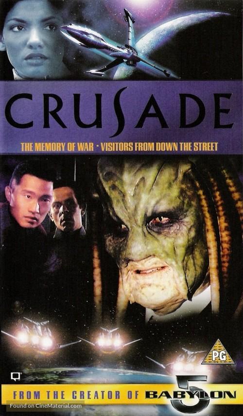 """Crusade"" - British VHS movie cover"