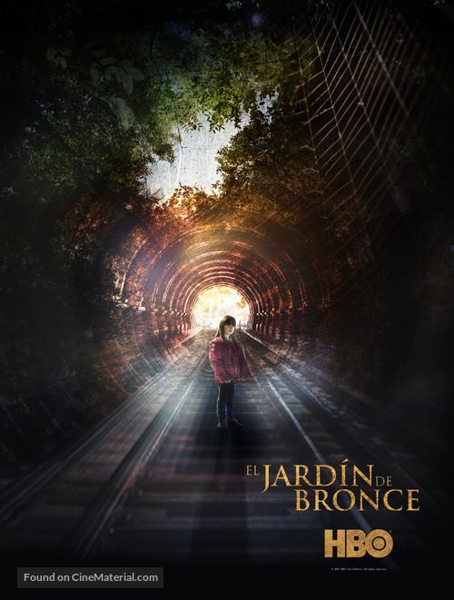 """""""El Jardín de Bronce"""" - Movie Poster"""