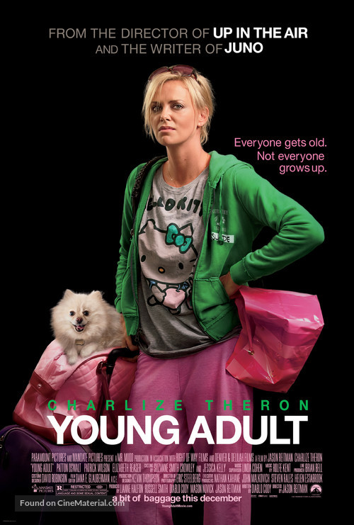 Young Adult - Movie Poster
