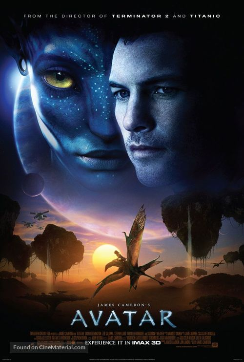Avatar - Movie Poster