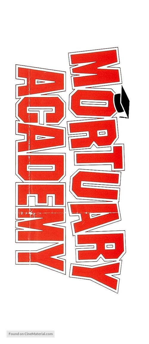 Mortuary Academy - Logo
