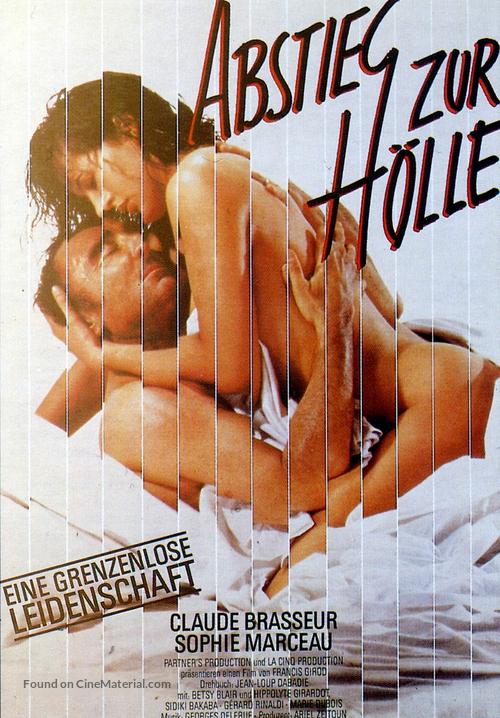 Descente aux enfers - German Movie Poster