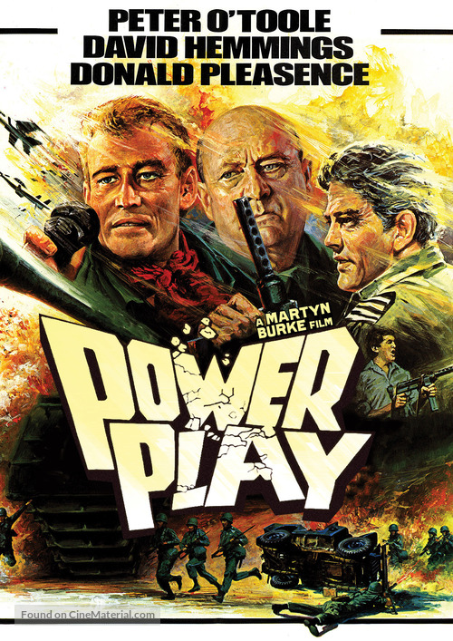 Power Play - Movie Cover