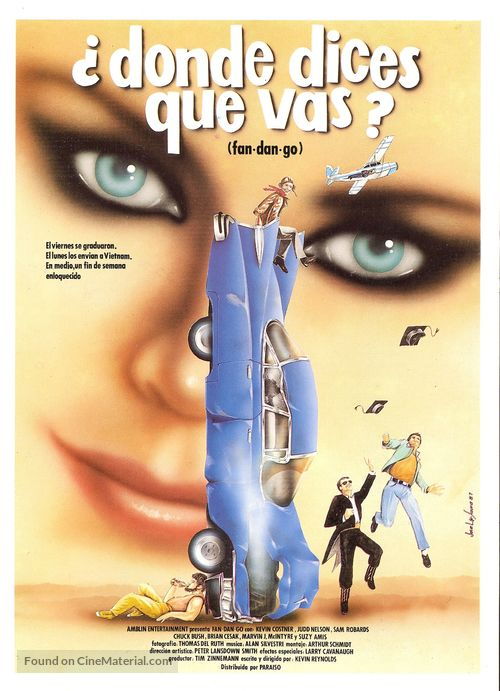 Fandango - Spanish Movie Poster