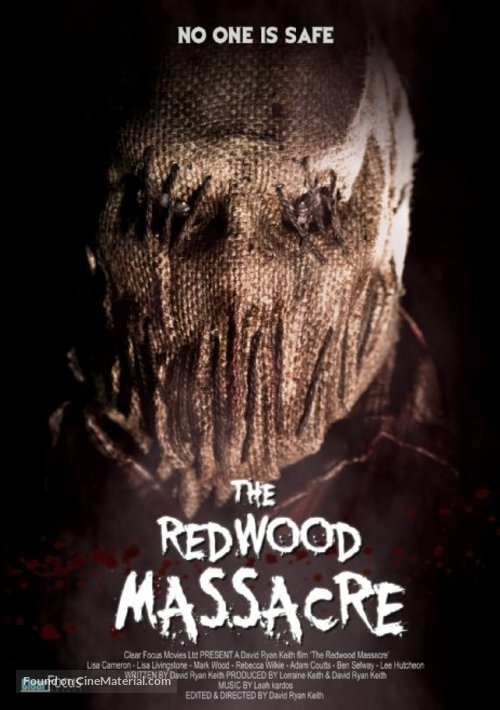 The Redwood Massacre - Movie Poster