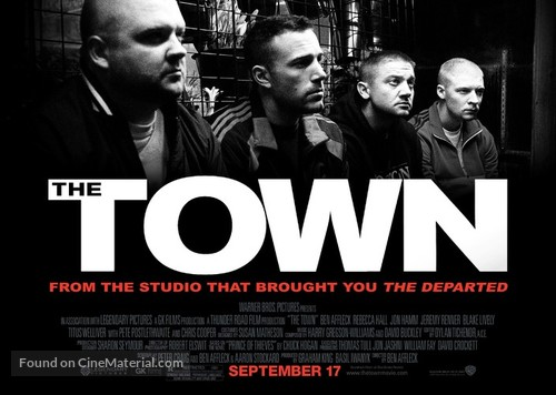 The Town - Movie Poster