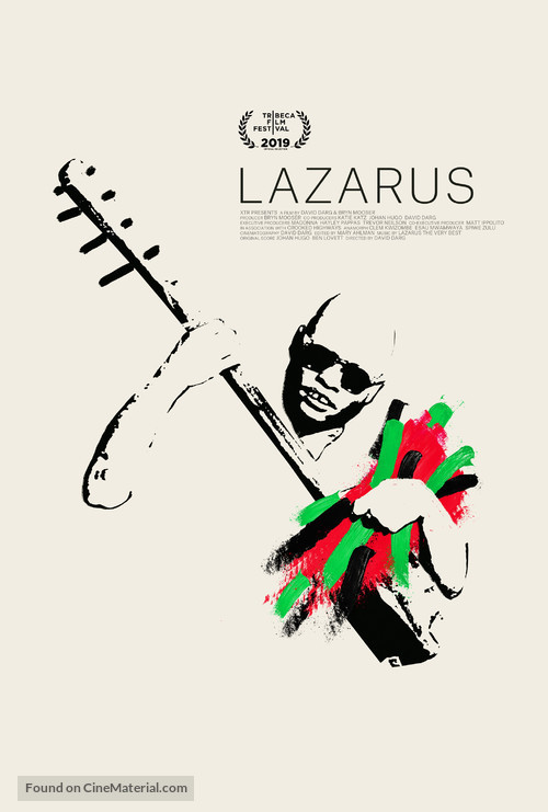 Lazarus - Movie Poster