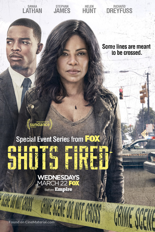 """""""Shots Fired"""" - Movie Poster"""