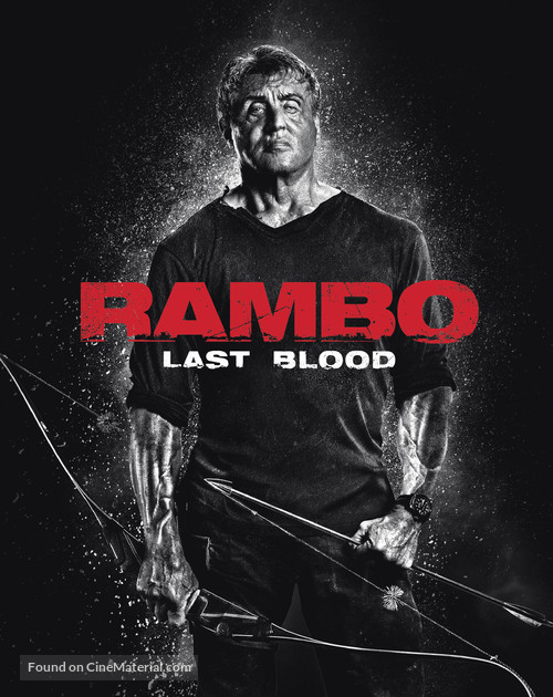 Rambo: Last Blood - Movie Cover
