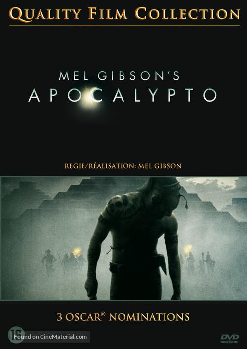 Apocalypto - Dutch DVD movie cover