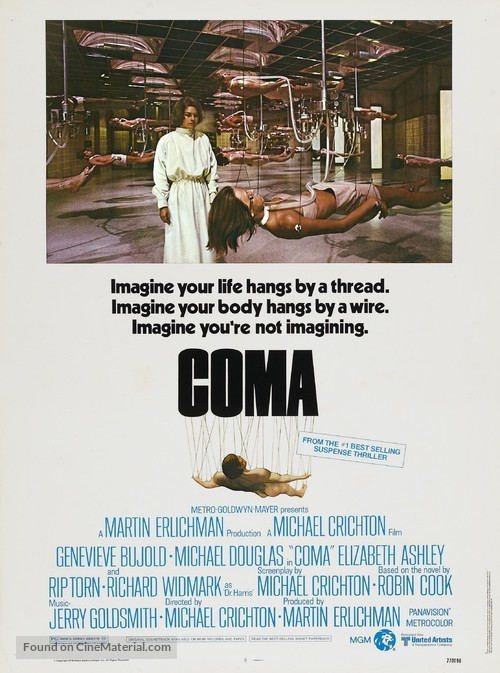 Coma - Movie Poster