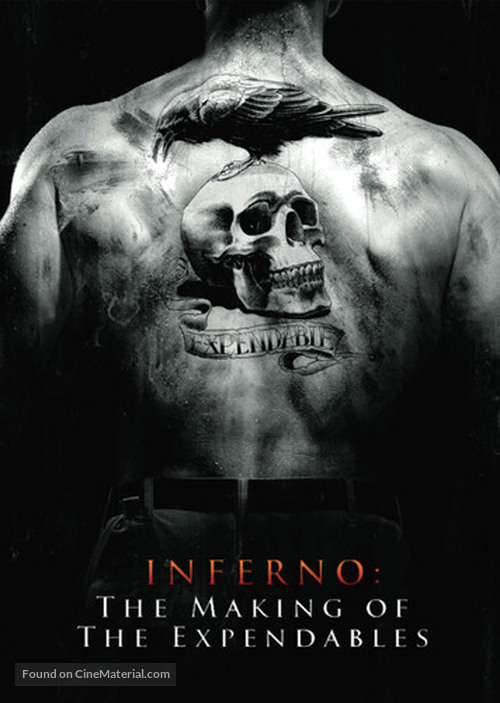 Inferno: The Making of 'The Expendables' - Movie Poster