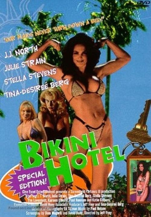 Bikini Hotel - DVD cover
