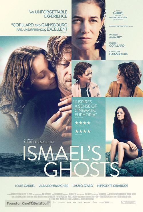 Les fantômes d'Ismaël - British Movie Poster
