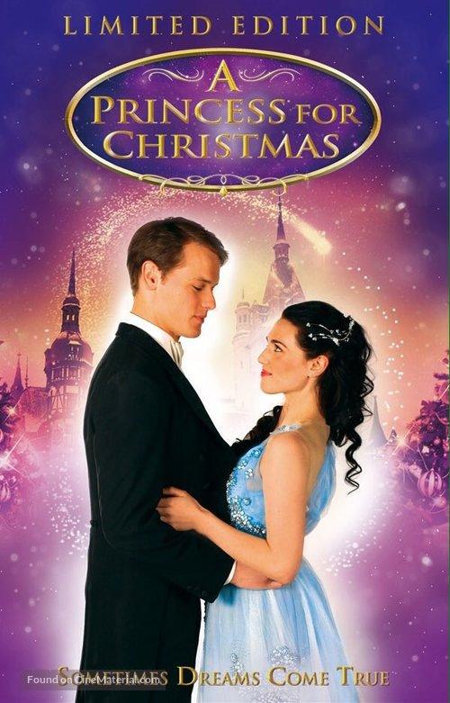 A Princess for Christmas (2011) dvd