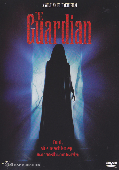 The Guardian - DVD movie cover