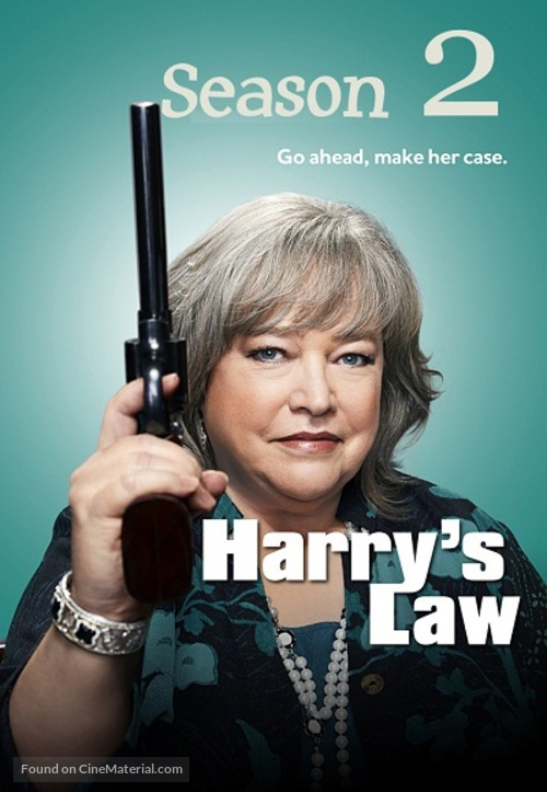 """""""Harry's Law"""" - DVD movie cover"""