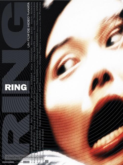 Votre top10 des films d'horreur - Page 3 Ringu-french-movie-poster
