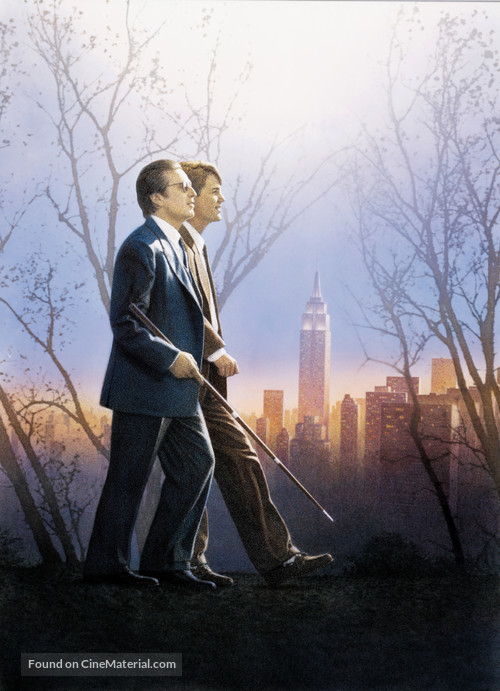 Scent of a Woman - Key art