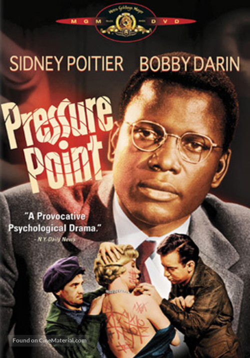 Pressure Point - Movie Cover