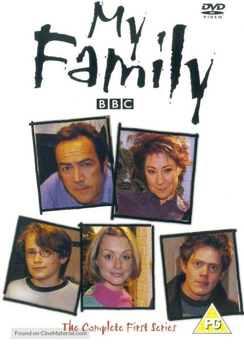 """""""My Family"""" - British Movie Cover"""