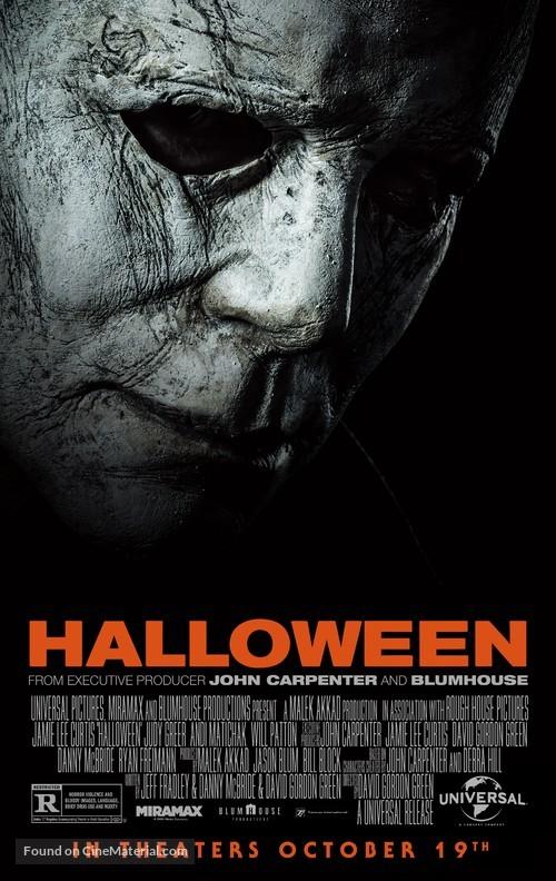 Halloween - Movie Poster
