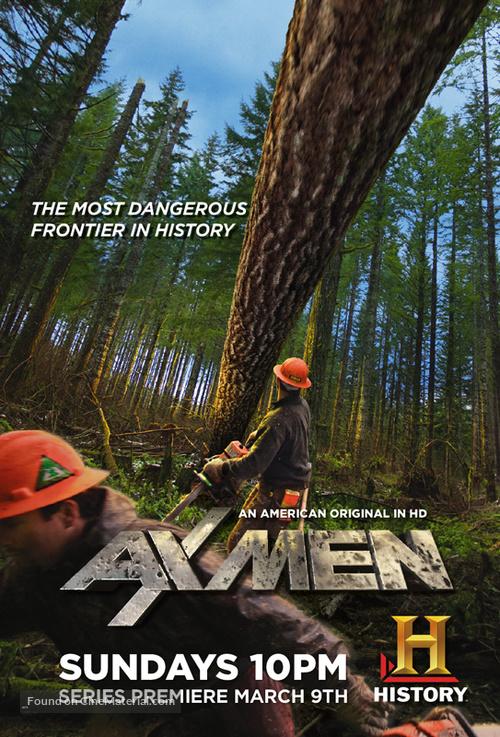 """Ax Men"" - Movie Poster"