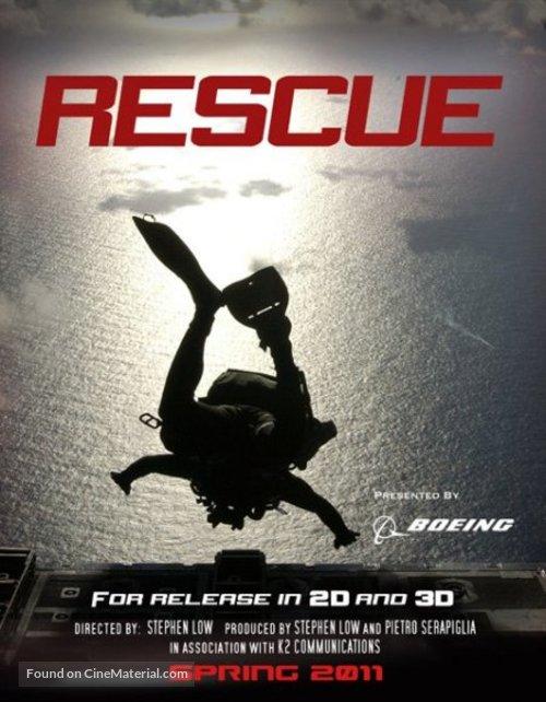 Rescue - Movie Poster