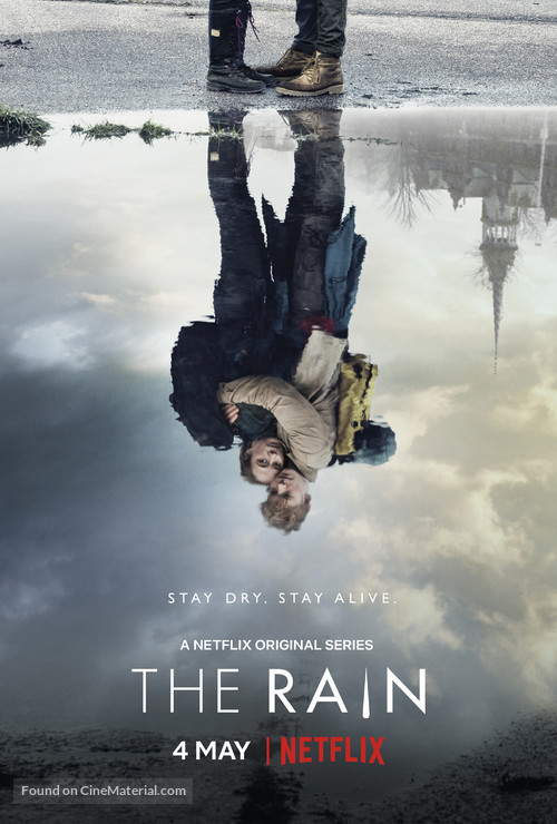 """The Rain"" - Danish Movie Poster"