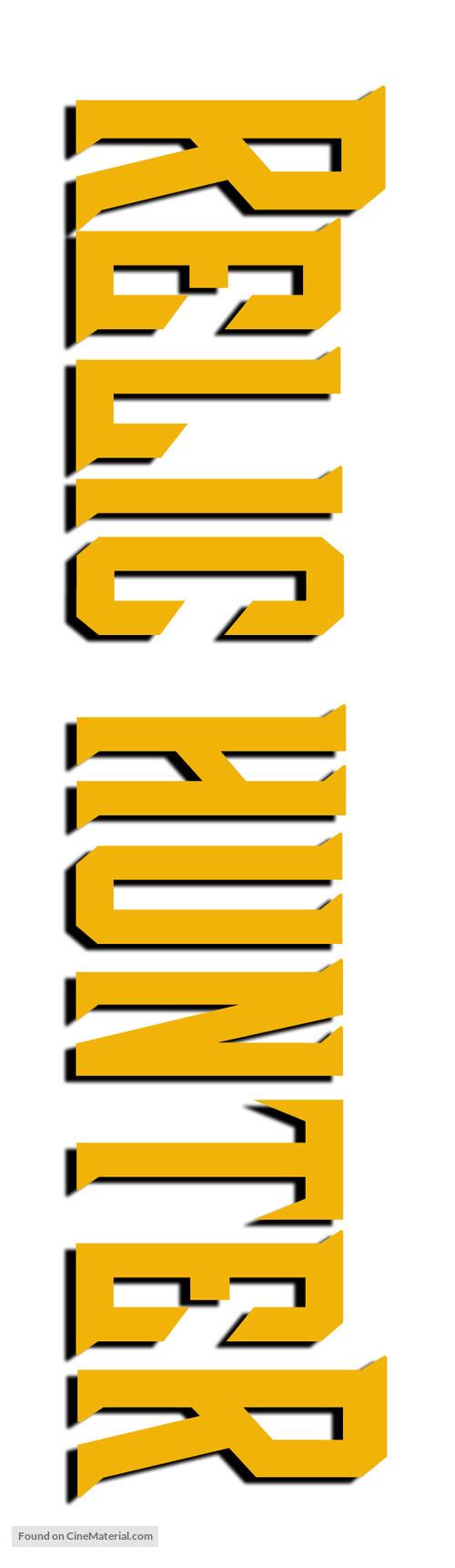 """Relic Hunter"" - Logo"