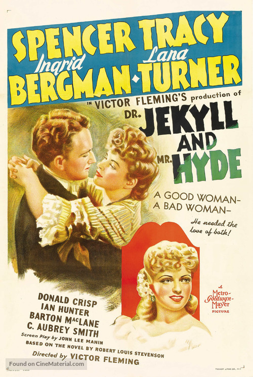 Dr. Jekyll and Mr. Hyde - Movie Poster
