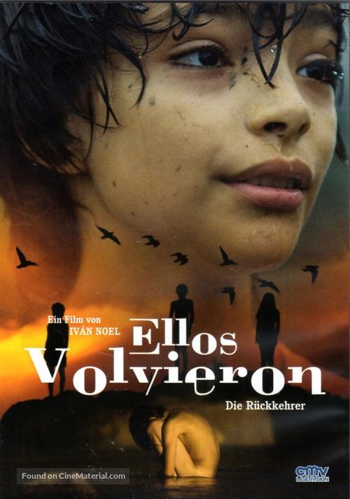 Ellos Volvieron - German DVD movie cover