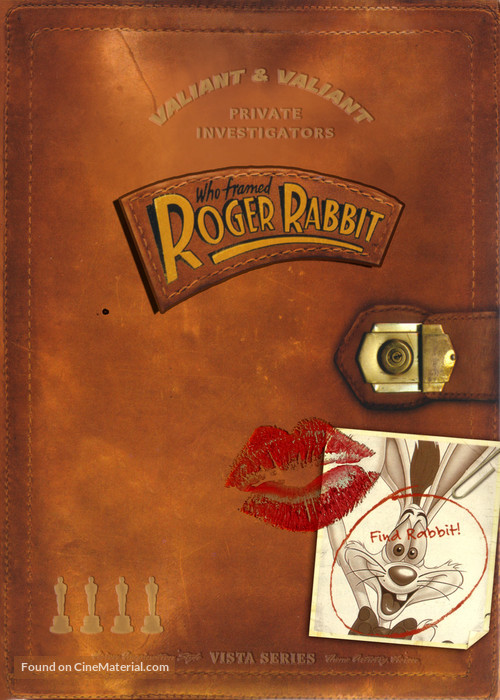 who framed roger rabbit dvd cover - Who Framed Roger Rabbit Dvd