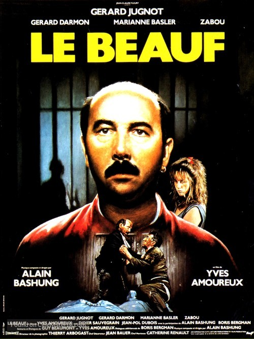 Le beauf - French Movie Poster