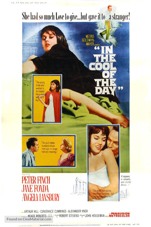 In the Cool of the Day - Movie Poster